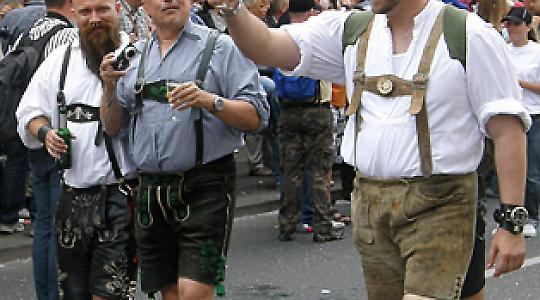 Christopher Street Day 2009 in Berlin <br/>Foto von easy-berlin