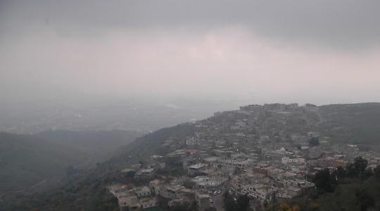 Unklare Sicht: Syrien im Nebel
