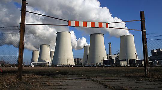 Braunkohlekraftwerk Jänschwalde <br/>Foto von Passenger Faber