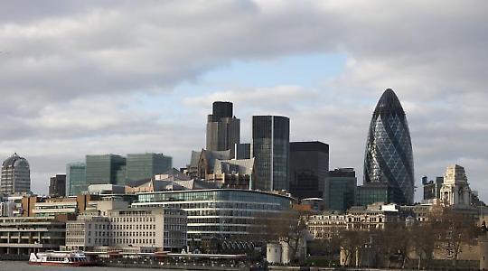 Financial District in London <br/>Foto von Peter Pearson, Flickr