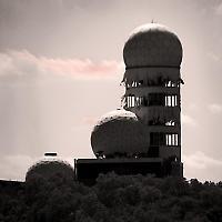 Einfach mal zuhören: Die ehemalige NSA-Abhörstation auf dem Berliner Teufelsberg <br/>Foto von SnaPsi Сталкер
