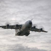 Airbus A400M  <br/>Foto von Benurs