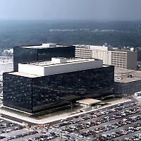Wenig bekannter Nachrichtendienst: Zentrale der NSA in Fort Meade, Maryland, USA