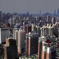 Schanghai, China <br/>Foto von badbrother
