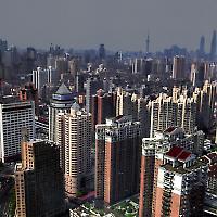 Schanghai, China <br/>Foto von badbrother