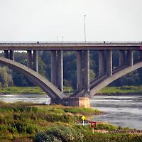 deutsch-polnische Grenze <br/>Bild von nozommii