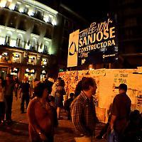 An der Protestmauer