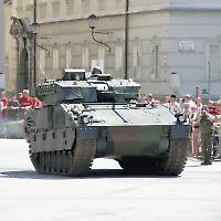 Ulan-Panzer von Steyr-Daimler-Puch