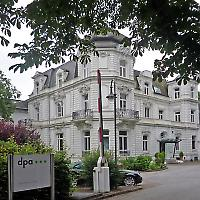 dpa-Sitz in Hamburg-Rotherbaum <br/>Foto von tdietmut