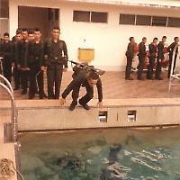Ausbildung von honduranischen Offiziersanwärtern in Panama <br/>Bild von airborneshodan