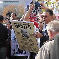 Proteste Gegen Goldman Sachs <br/>Foto von Jobs with Justice