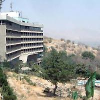Das Intercontinental in Kabul