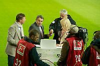 Heiß begehrt: Fußball im TV
